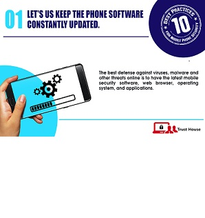 Best Practices for Mobile Phone Security Tip#1