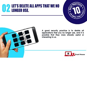 Best Practices for Mobile Phone Security Tip#2