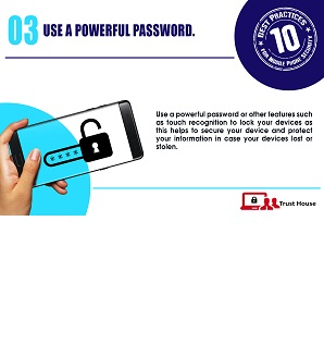 Best Practices for Mobile Phone Security Tip#3