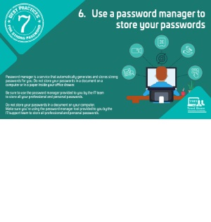 Best practices for strong password Tip#6