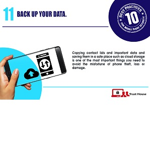 Best Practices for Mobile Phone Security Tip#11